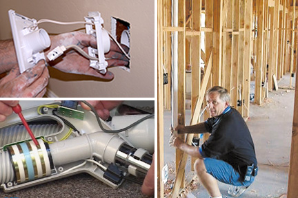 We can install in new or existing homes!